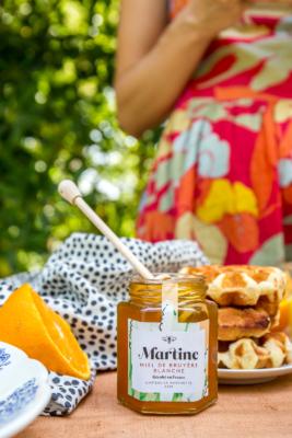 miel de bruyère blanche provence