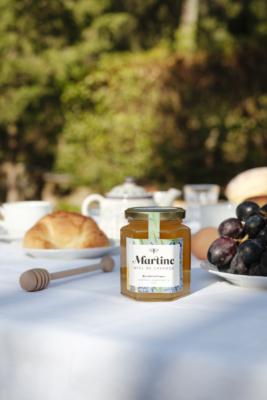 miel de lavande apiculture