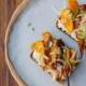 recette tartine carotte miel