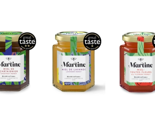 miel martine great taste awards