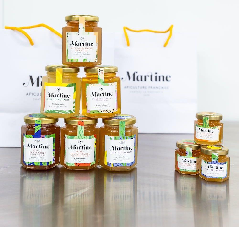 Offre Pro - Miel Martine